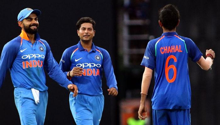 सुनील गावस्कर ने टेस्ट टीम में कुलदीप यादव और युजवेंद्र चहल को शामिल करने की कही बात
