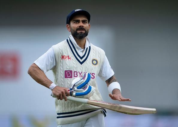 Virat Kohli is struggling for form with the bat   Getty Images