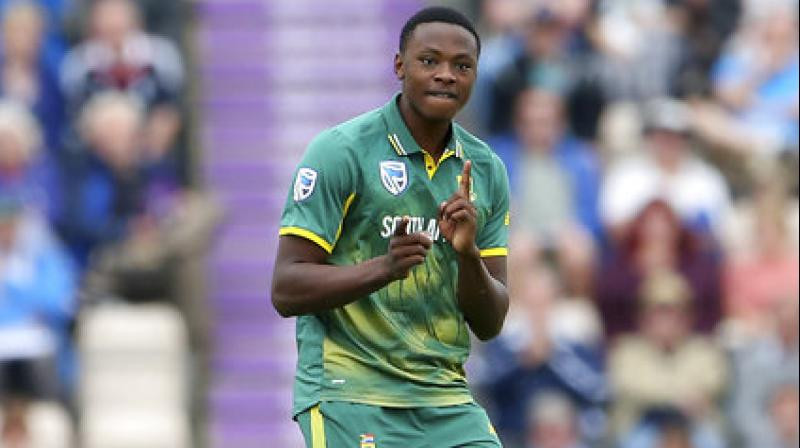 Kagiso Rabada needs 3 more wickets to reach 100 ODI wickets (photo - ICC)