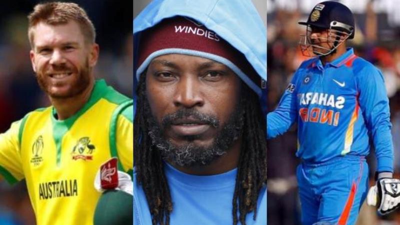 साइमन टॉफेल ने वीरेंद्र सहवाग, डेविड वॉर्नर और क्रिस गेल को बताया दुनिया का सबसे खतरनाक बल्लेबाज