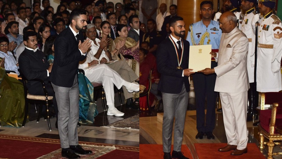 Virat Kohli's sister Bhawna Dhingra expressed her emotions on his Khel Ratna award