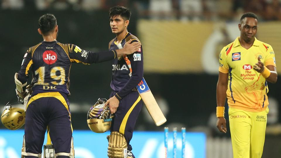 IPL 2018 : Match 33 , KKR vs CSK - Statistical Highlights
