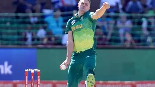 CWC 2019: South African fast bowler Anrich Nortje to miss World Cup due to a fractured thumb