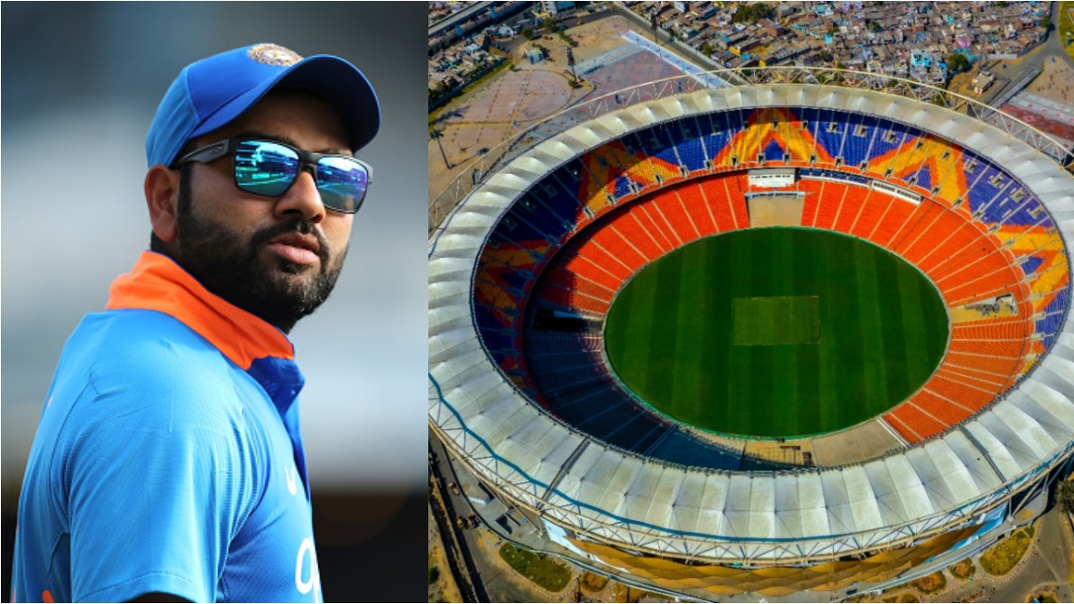 Rohit Sharma cannot wait to play in the new Motera Stadium in Ahmedabad