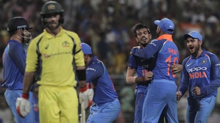 AUS vs IND 2018 : T20I Series - Approaching Milestones