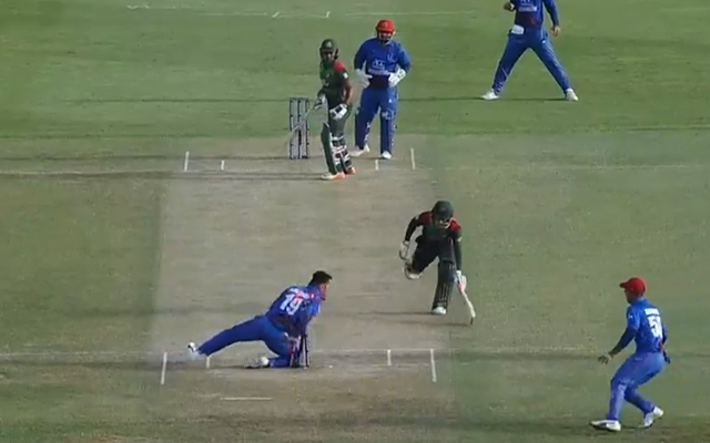 Muhfiqur Rahim run-out | Screengrab
