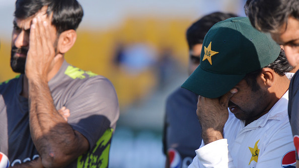 SA v PAK 2018-19: Batting Coach Grant Flower admits things not good in Pakistan team camp