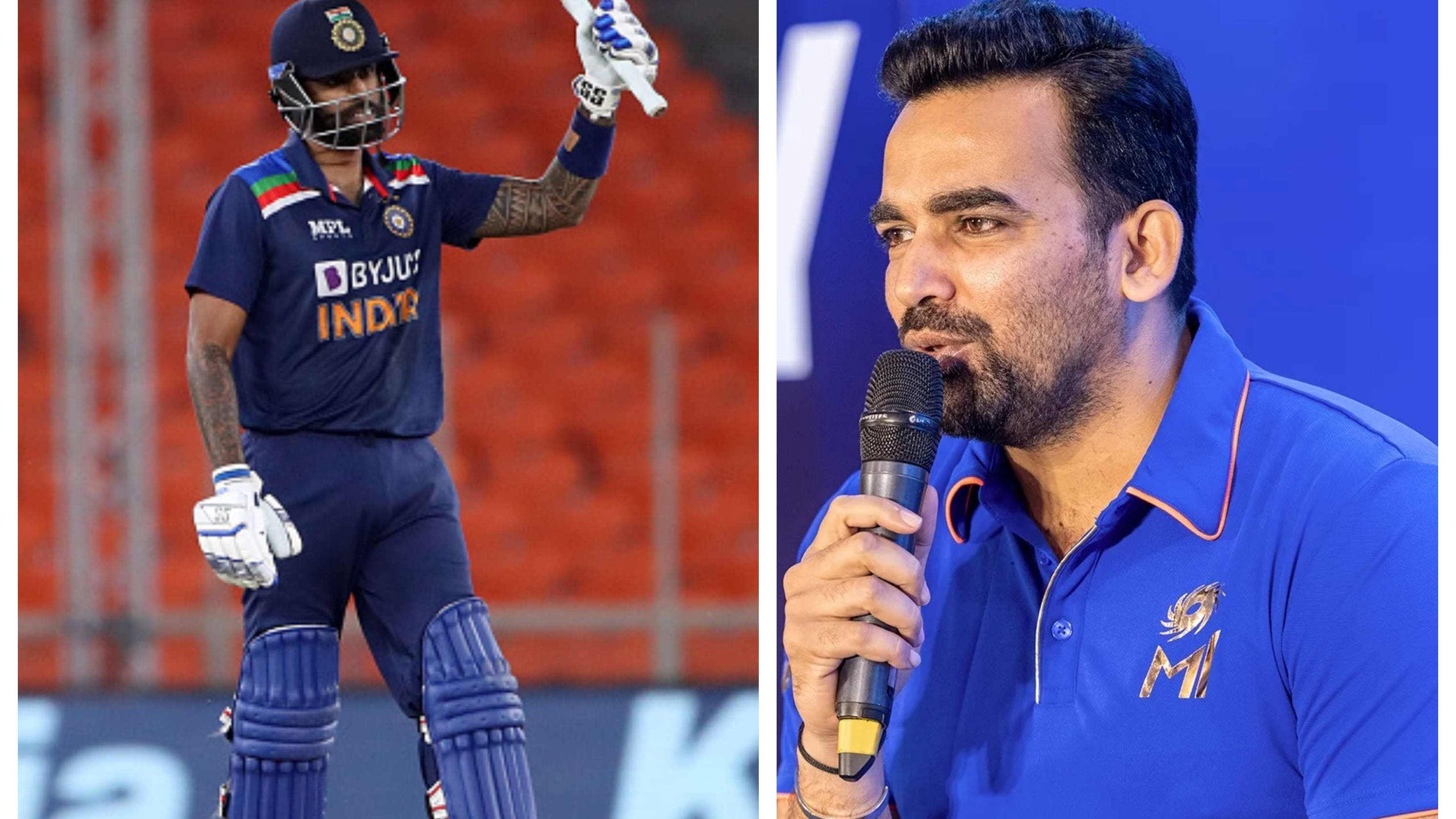 IPL 2021: Zaheer Khan lauds Suryakumar Yadav for managing himself well before India call-up