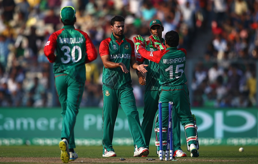 Raja picks Mashrafe Mortaza as Tournament's Best Captain | Getty Images