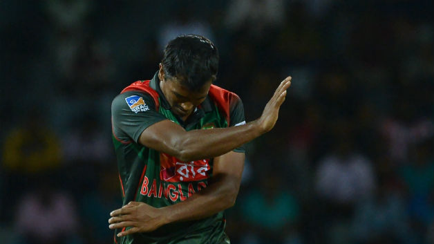 Nidahas Tri - Series 2018: Rubel Hossain seeks apology for costly 19th over