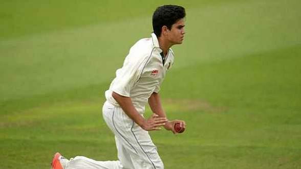 अर्जुन तेंदुलकर को भारतीय अंडर-19 टीम में किया गया शामिल
