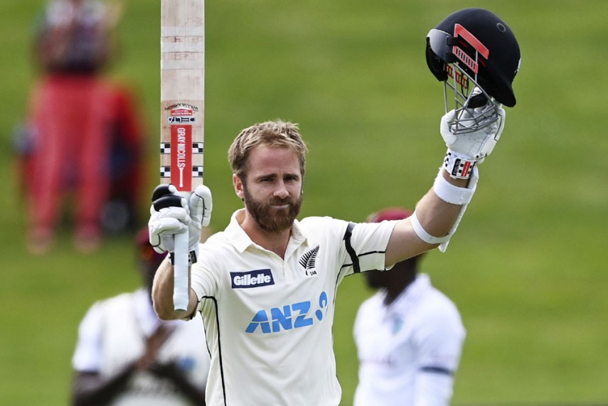 Williamson shares the no.2 spot with India's Virat Kohli | AP