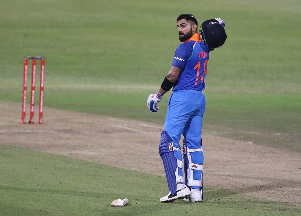 SA v IND 2018: 1st ODI – India win after a clinical King Kohli century in a chase; despite Du Plessis 100