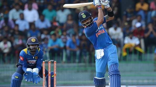 SLC requests BCCI to explore possibilities of Sri Lanka-India series in July