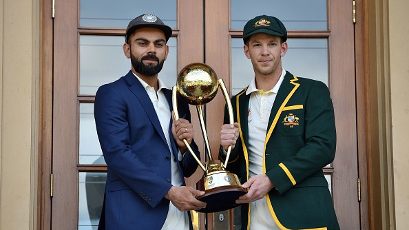AUS v IND 2018-19: Virat Kohli says that the team is ready for harmless banter; but won't cross the line