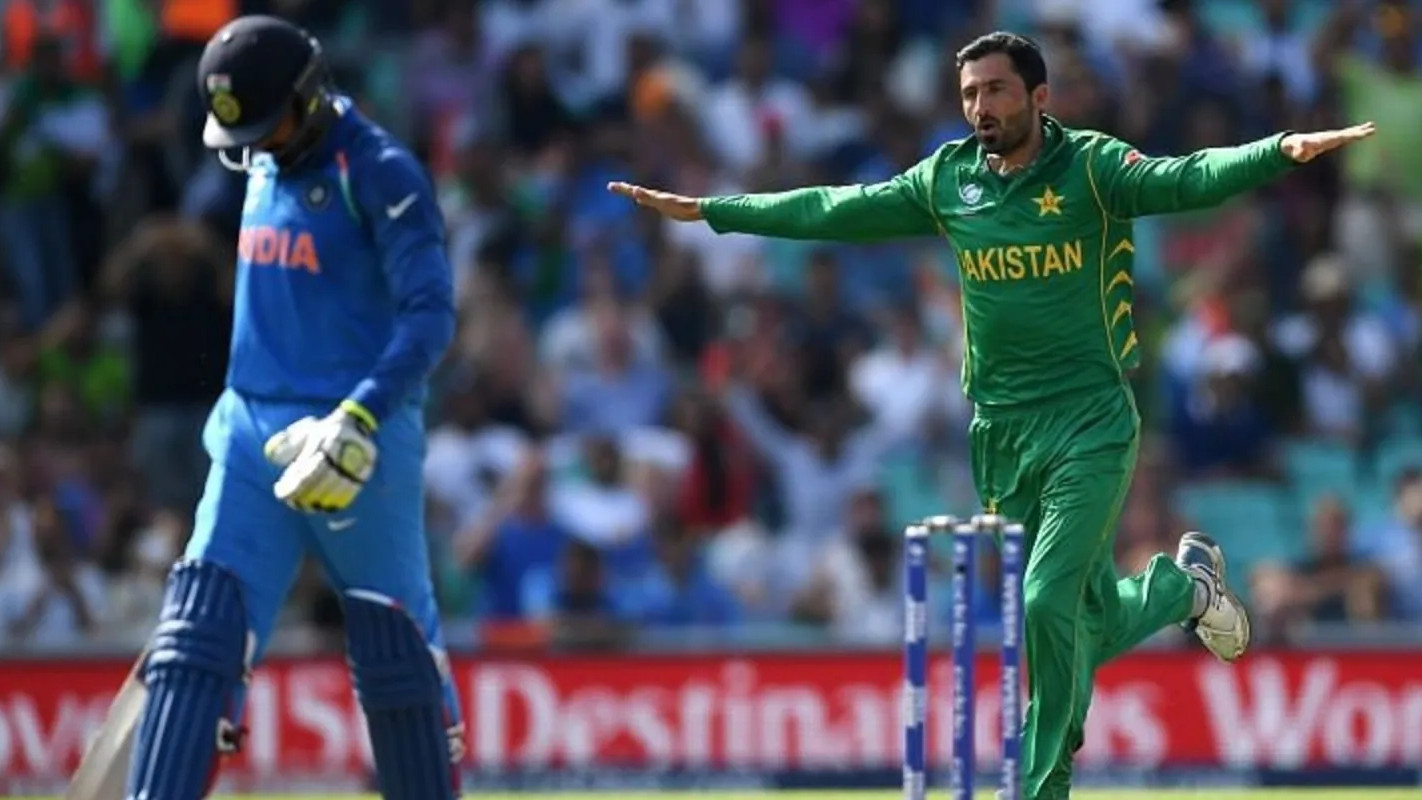 Junaid Khan says, if you want to be groomed on handling pressure, play against India