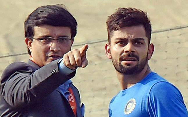 Sourav Ganguly hails India U-19 pacers, asks Virat Kohli to keep a close eye on them