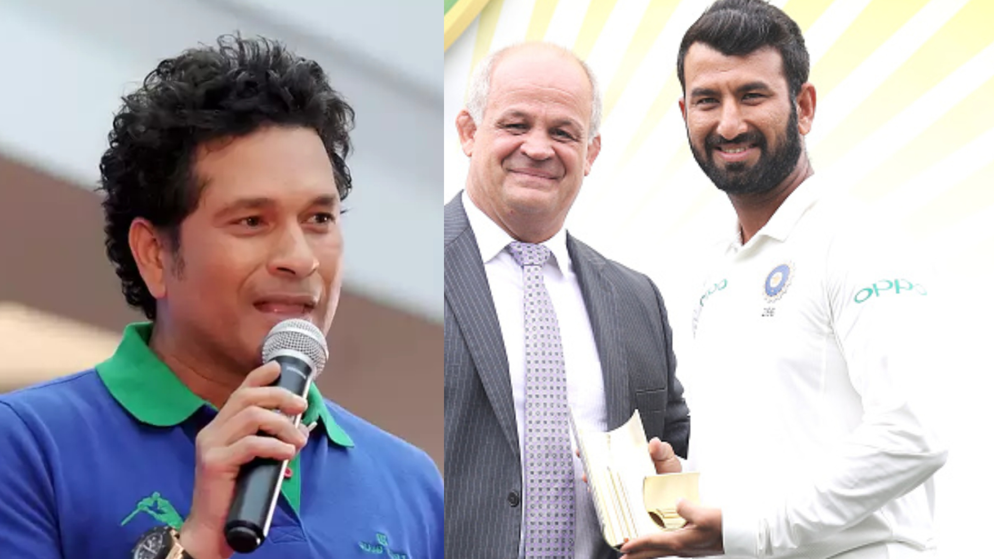 AUS v IND 2018-19: Sachin Tendulkar hails Cheteshwar Pujara's contribution in India's historic success in Australia
