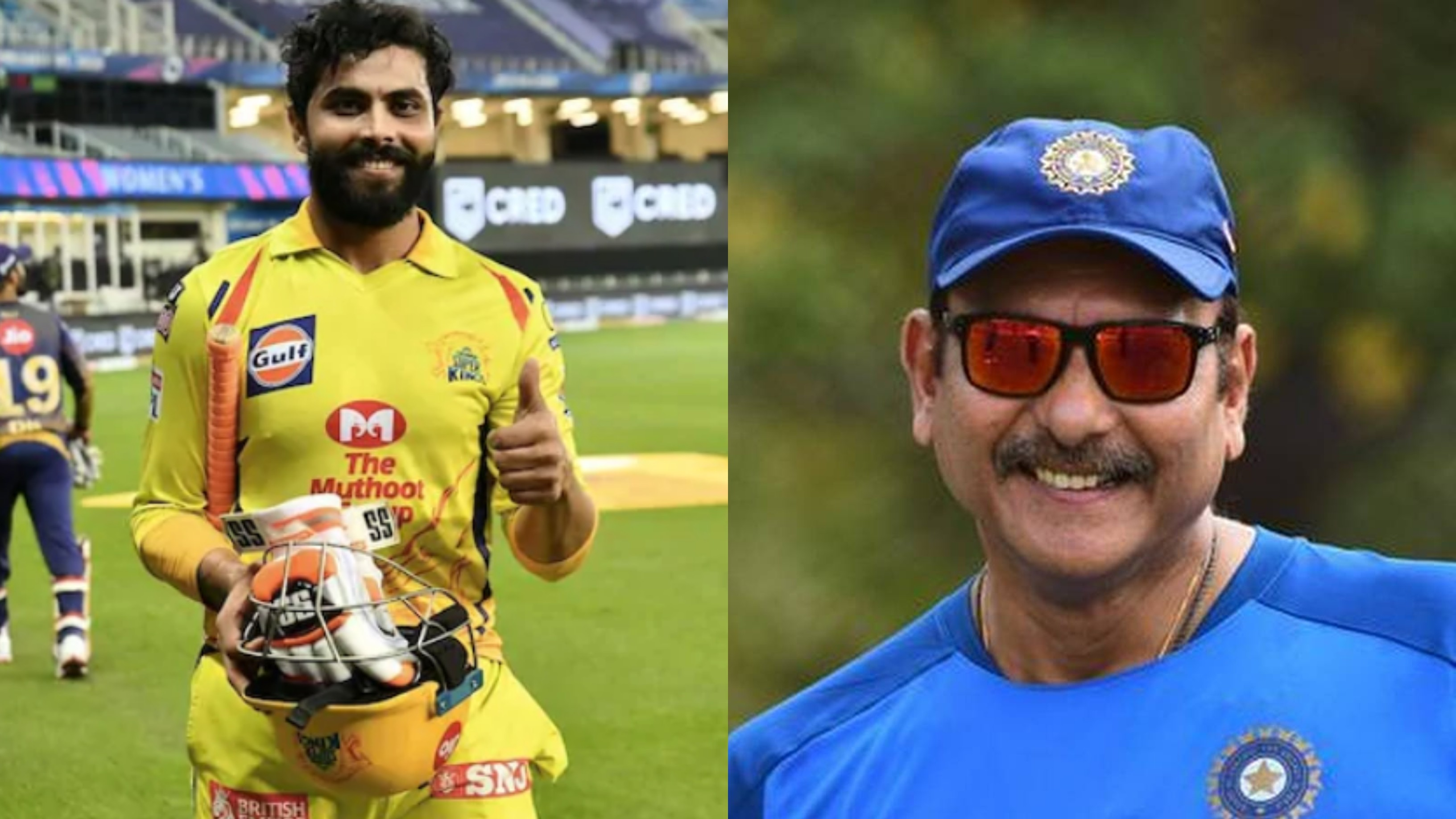 IPL 2020: Ravi Shastri hails Ravindra Jadeja for his batting heroics against KKR