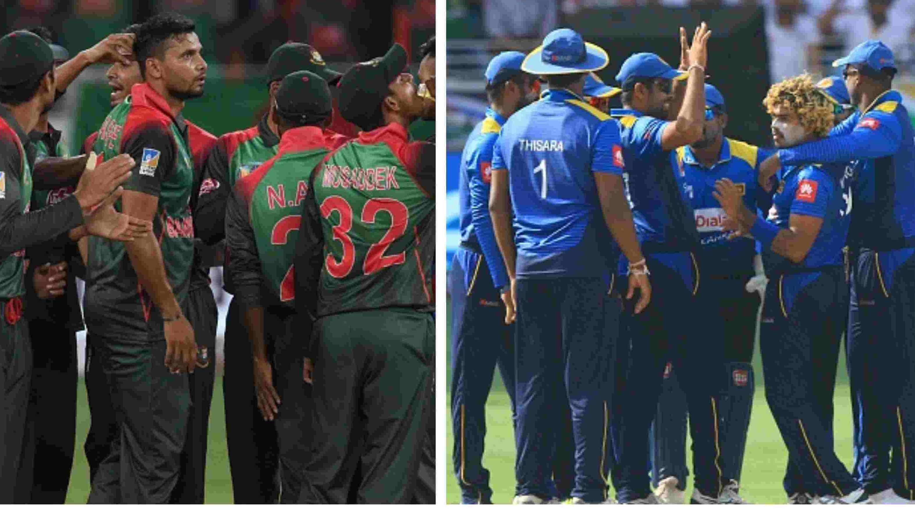 Sri Lanka, Bangladesh fail to secure direct berths for the next T20 World Cup