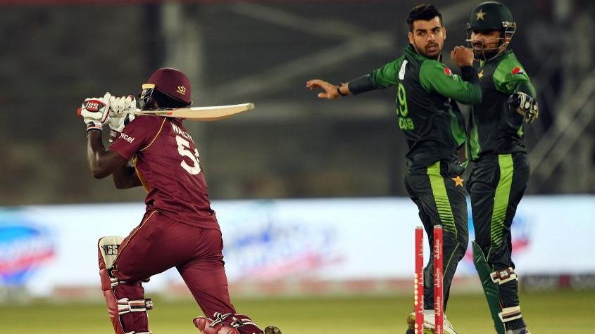 PAK vs WI 2018: Shadab Khan fined for breaching ICC Code of Conduct