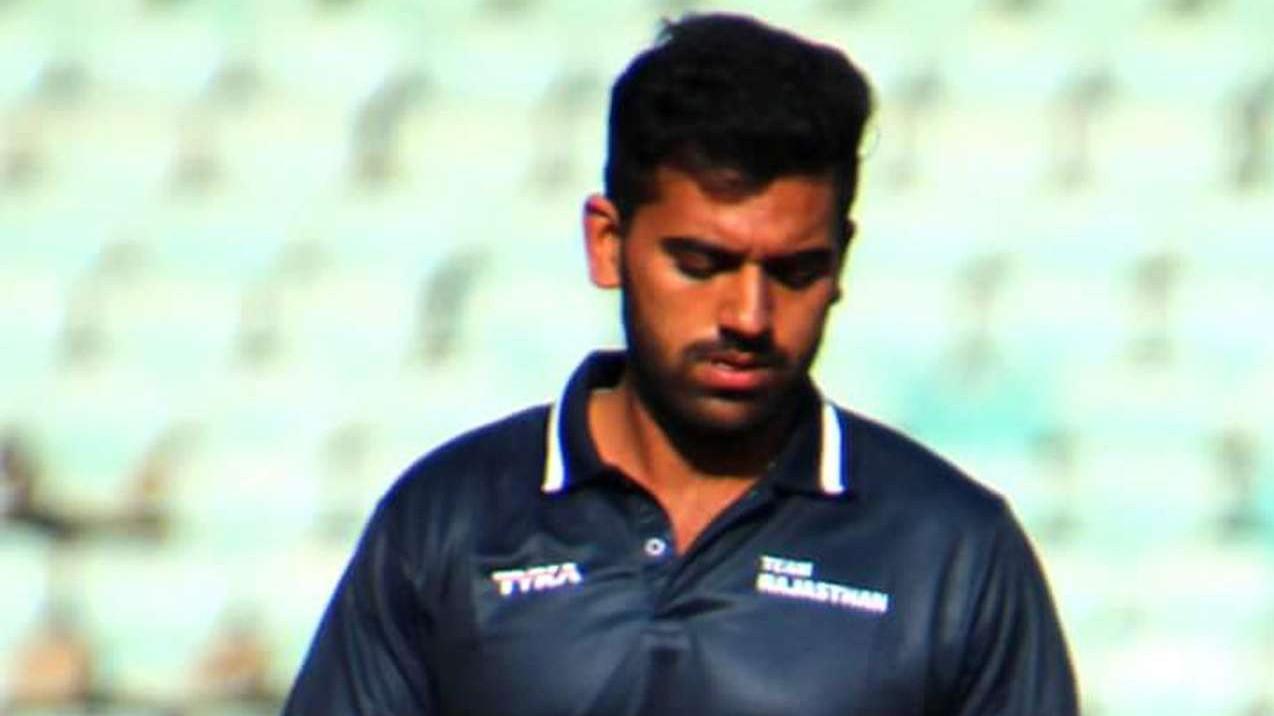 Mushtaq Ali T20 2019: Rajasthan loses to Vidarbha by 1 run despite Deepak Chahar's 4/18