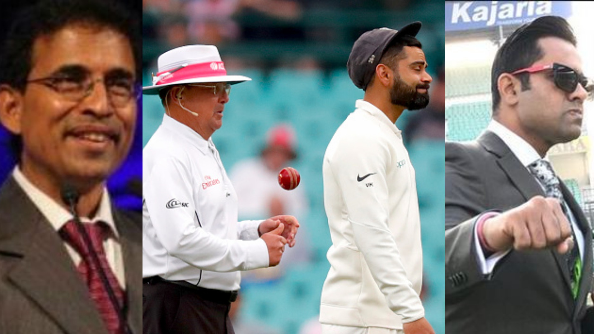 AUS v IND 2018-19: Cricket fraternity tear into umpires for stopping play due to 'bad light'