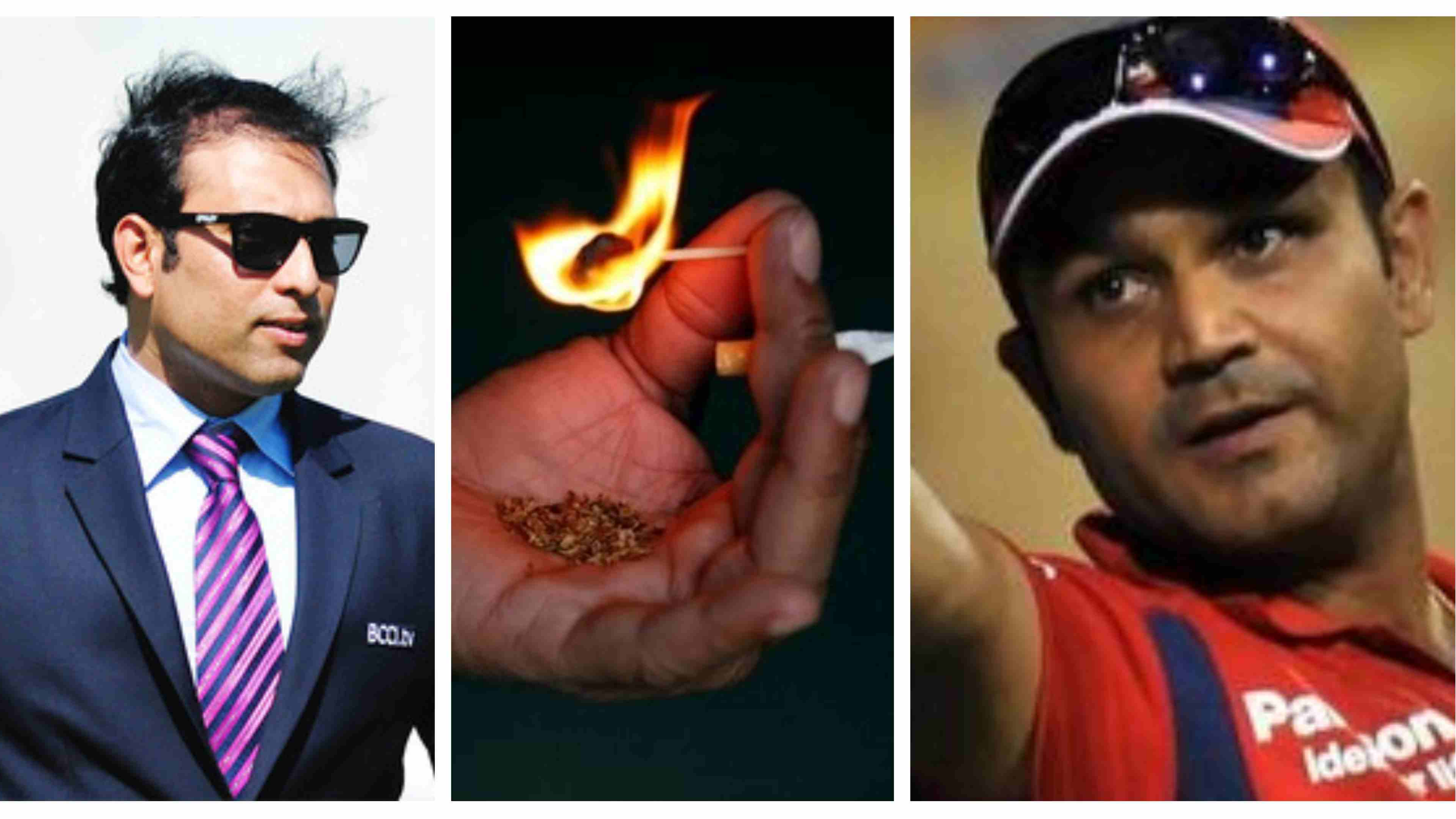 Indian cricketers draw attention to the deadly side-effects of smoking on 'World No Tobacco Day'