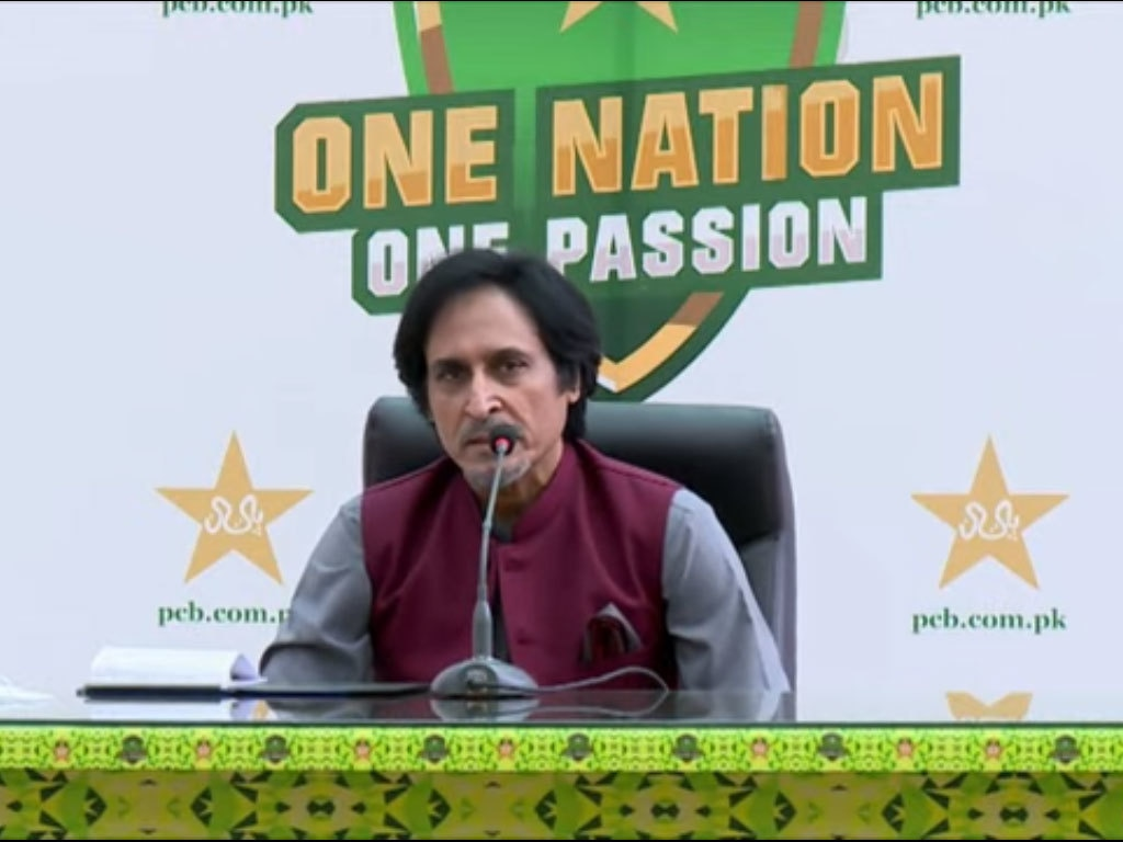 Ramiz Raja revealed the news in his 1st press conference as new PCB chairman | Twitter
