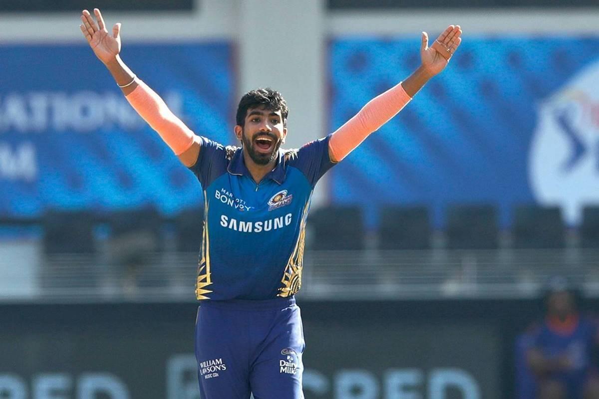 Jasprit Bumrah   BCCI-IPL