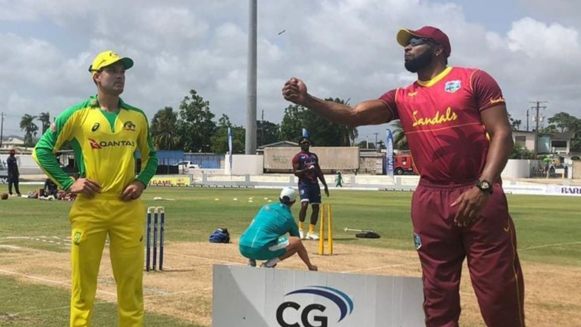 WI v AUS 2021: Second ODI suspended after positive COVID-19 case emerges