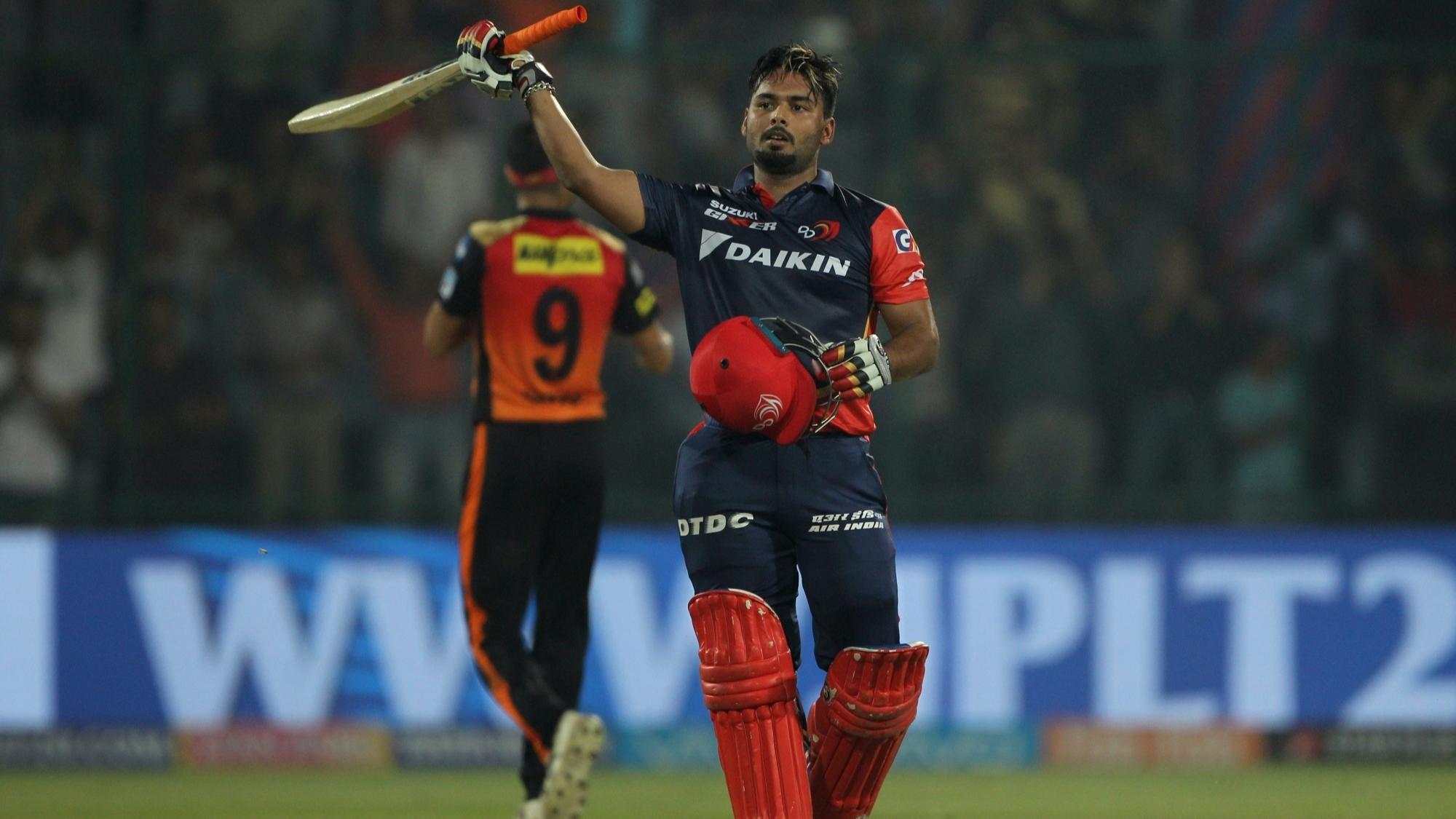 IPL 2018 : बॉलीवुड एक्टर सुनील शेट्टी ने भारतीय चयनकर्ताओं से ऋषभ पंत पर ध्यान पर देने को कहा