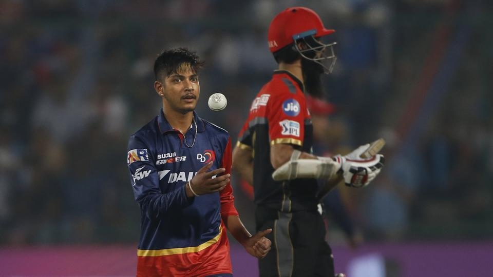 Sandeep Lamichhane congratulates Rashid Khan on his latest achievement in T20I cricket