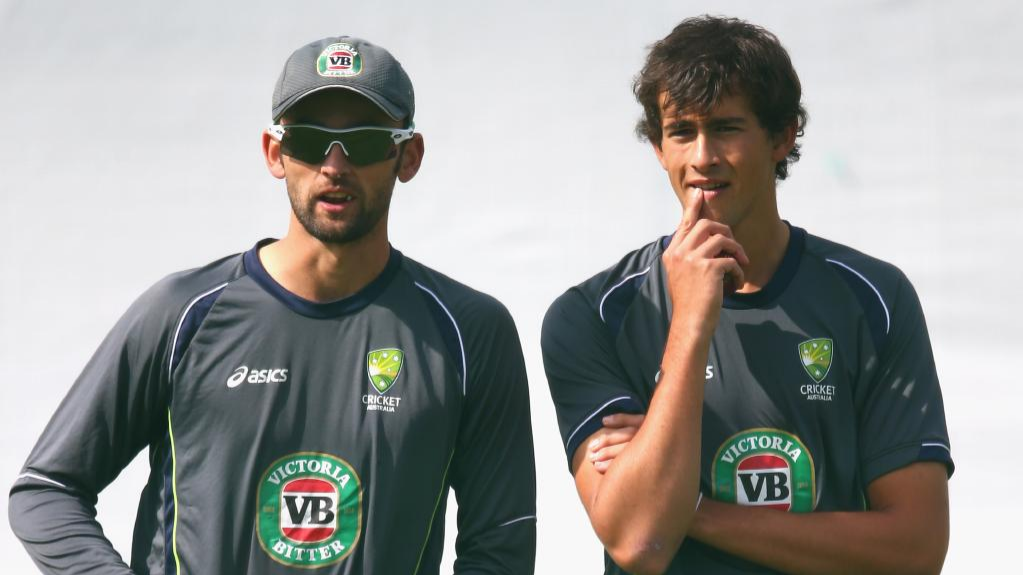Having Nathan Lyon in the same squad an advantage, says Ashton Agar