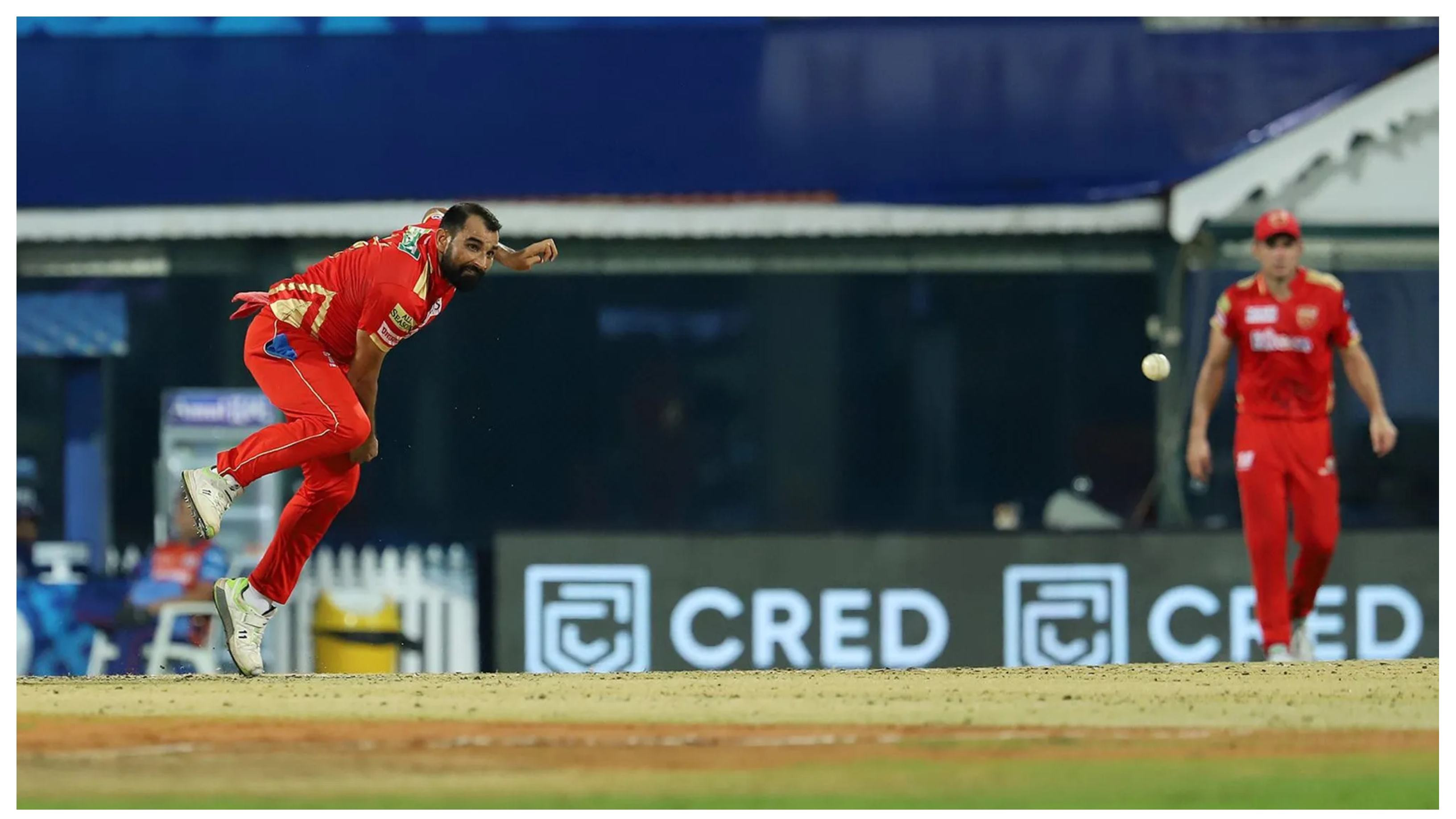 IPL 2021: Mohammad Shami pleased with the execution of PBKS' bowling unit against MI