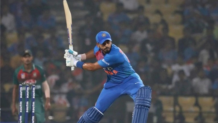 MSK Prasad calls Shreyas Iyer best bet for no.4 spot in Indian limited overs team