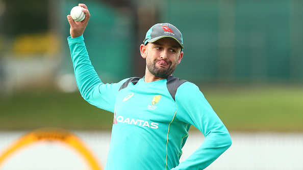 Nathan Lyon backs Australia to defend World Cup title shrugging off England defeat