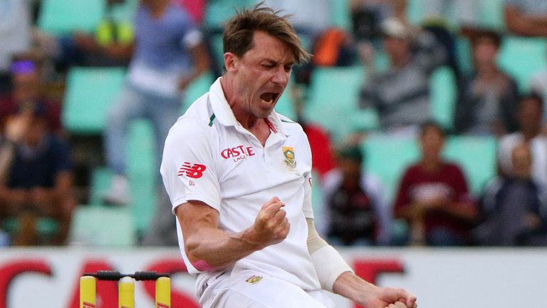 Dale Steyn motivated to play 100 Tests and World Cup 2019