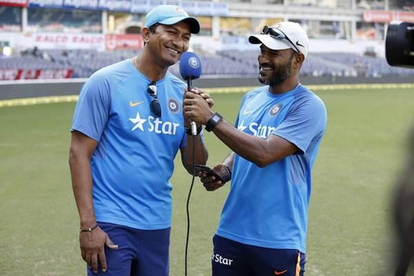 Batting coach Sanjay Bangar and fielding coach R Sridhar will also be evaluated