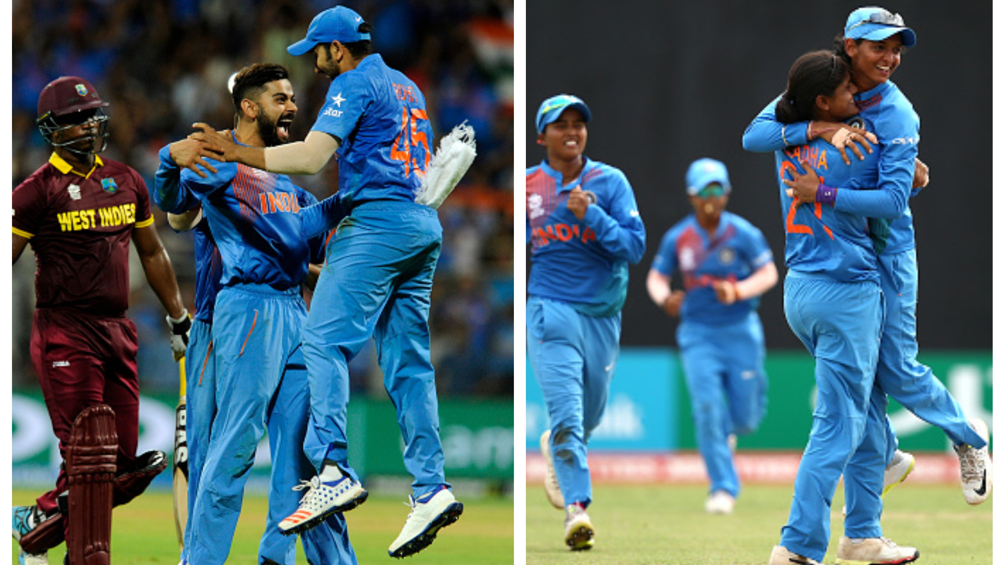 ICC T20 World Cup Fixtures: India men to start campaign against South Africa; Women in Blue against Australia
