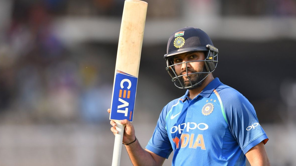 WATCH: Rohit Sharma reacts after being nominated for prestigious Rajiv Gandhi Khel Ratna Award