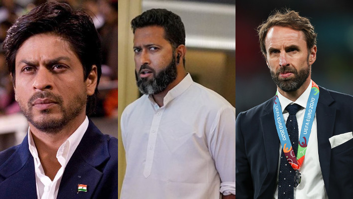 Wasim Jaffer compares England's football manager with Shah Rukh Khan after Euro 2020 defeat