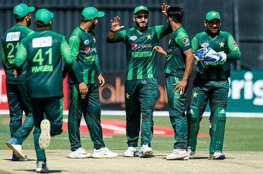 Pakistan ended 2018 as the no.1 ranked side in ICC T20I rankings