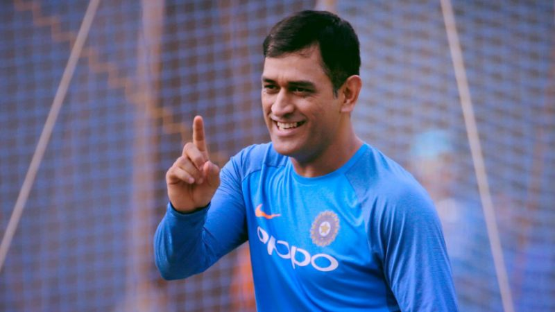 Social Media trolls take a jibe at MS Dhoni's simplicity