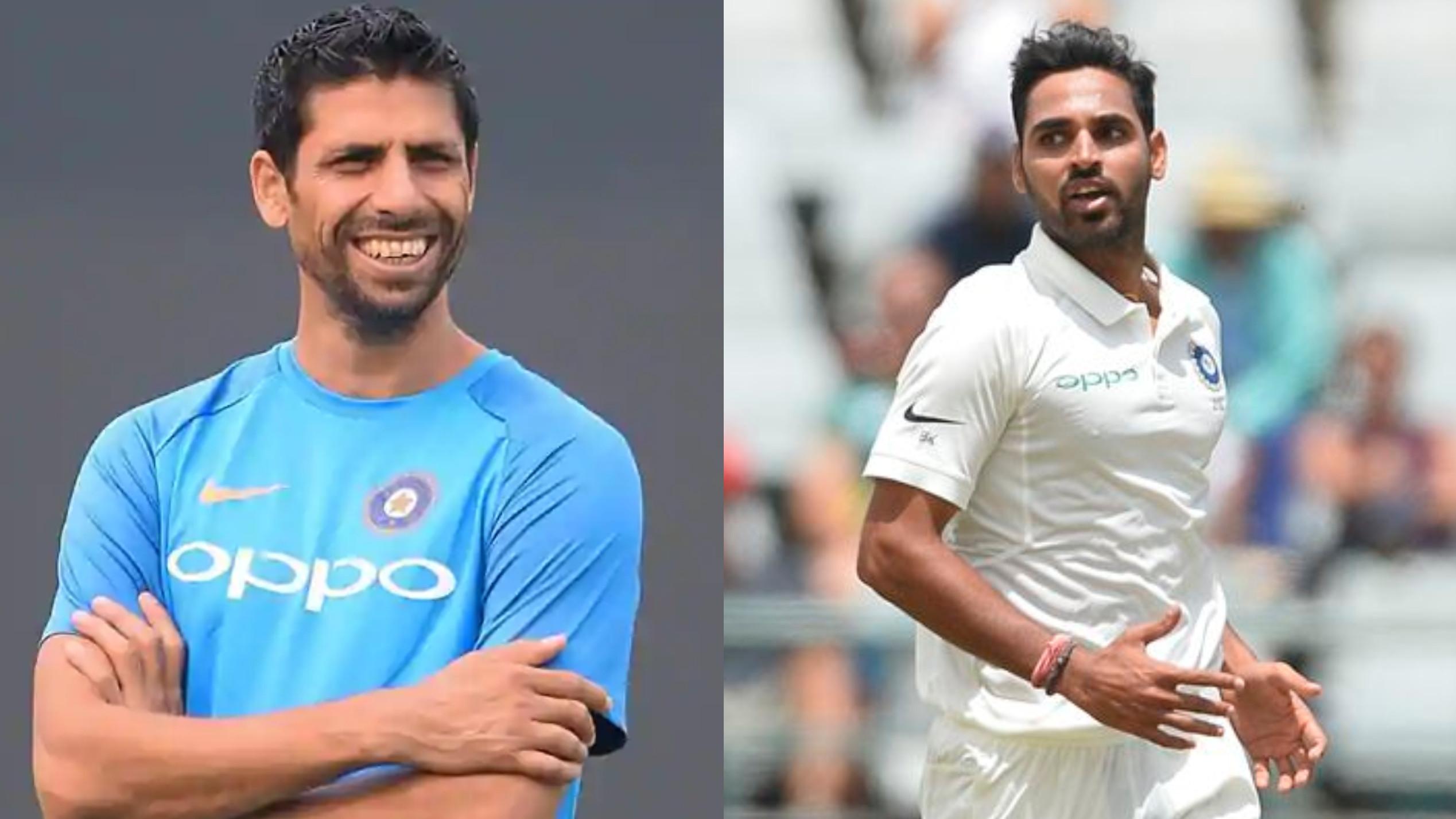 AUS v IND 2018-19 : आशीष नेहरा के अनुसार पहले टेस्ट के लिए भुवनेश्वर कुमार को टीम में शामिल नहीं किया जाना चाहिए