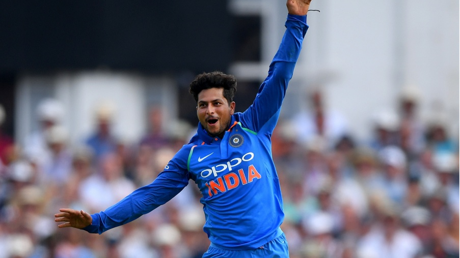 ENG v IND 2018: WATCH – Kuldeep Yadav gets interviewed by KL Rahul and reveals his winner for FIFA World Cup 2018
