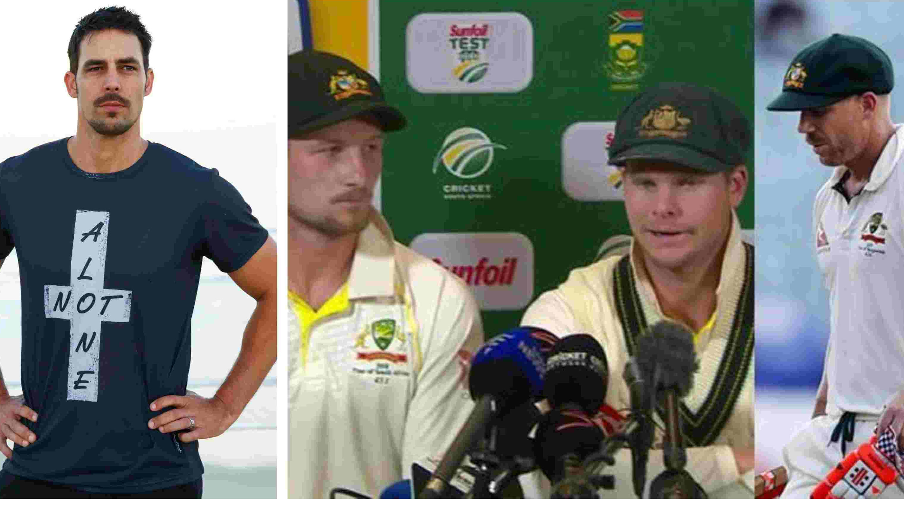 Ball-tampering bans on tainted players should not be reduced, says Mitchell Johnson
