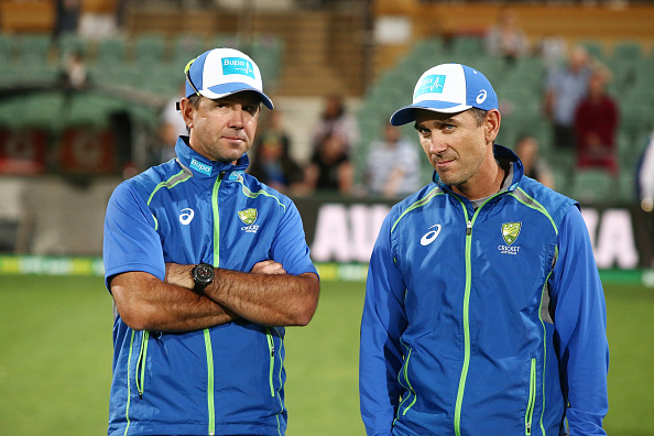 Ricky Ponting and Justin Langer | Getty