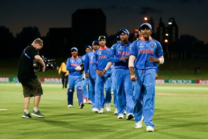 India U19 will face PNG in their next match tomorrow | Getty