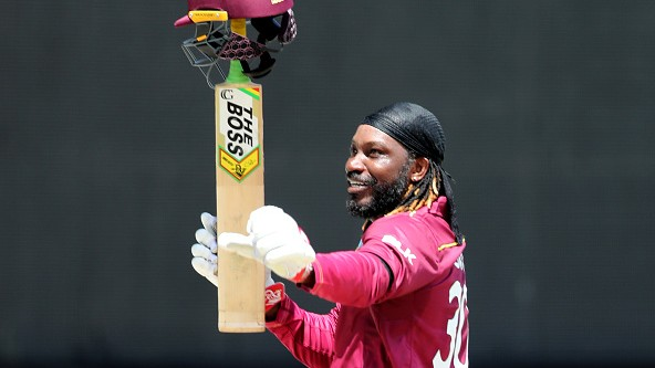 WI v IND 2019: WATCH – Chris Gayle dismisses talks of retirement after his blazing knock in the third ODI